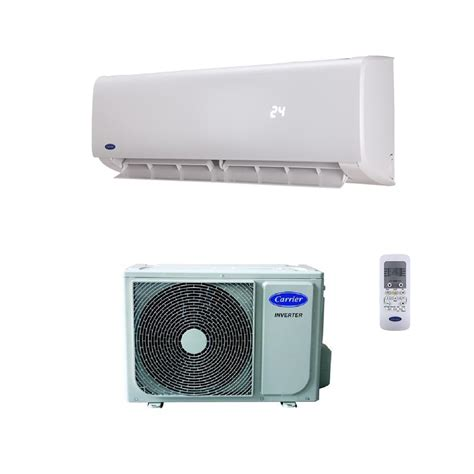 Ac Carrier air conditioning heat pumps portable inverters solar