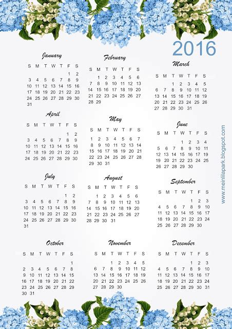 printable calendar year at a glance 2016 search results for year at a glance calendar 2016 free