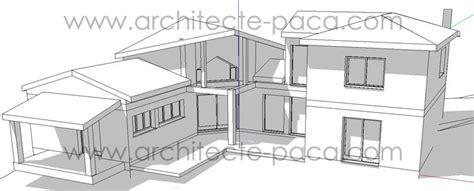 plan veranda 3d gratuit plan de maison moderne 4 pi 232 ces villad architecte 117