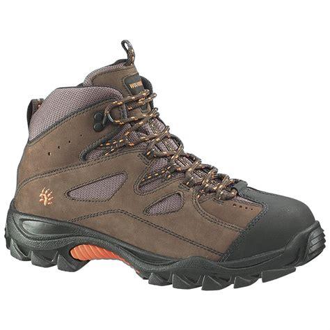wolverine 174 s 6 quot hudson steel toe eh hikers 146273