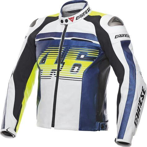Kaos Vr46 Apparel 1 dainese vr46 d1 leather jacket buy cheap fc moto