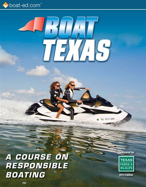 texas age for boating license texas s official boating safety course and online boating
