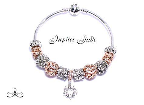 authentic pandora silver bangle charm bracelet european