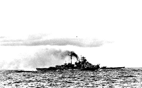 american  helped sink  bismarck defense media