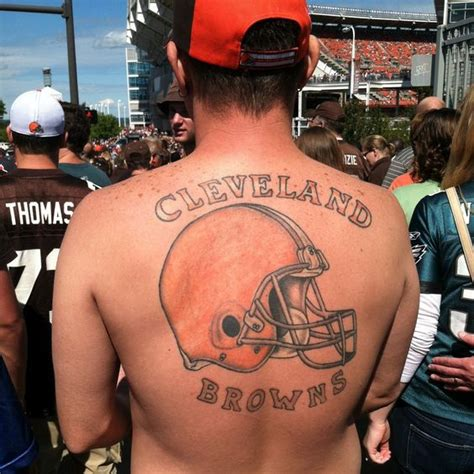 cleveland tattoo cleveland browns tattoos images search