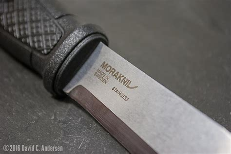 morakniv knife review morakniv garberg the tang mora knife the