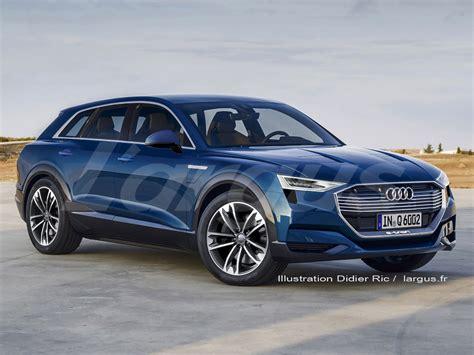 Futurs SUV Audi : Q2, Q6, Q8, TT offroad, les inédits sont de sortie Photo #3 L'argus