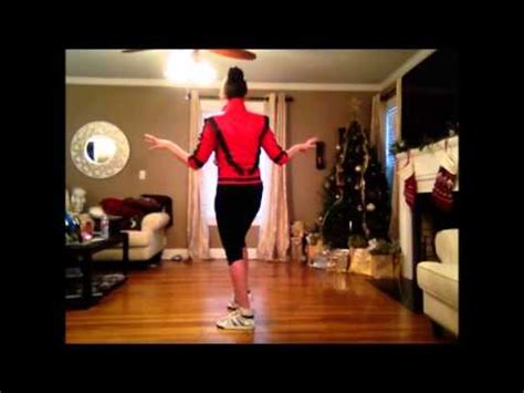 tutorial dance michael jackson michael jackson s quot thriller quot dance moves tutorial youtube