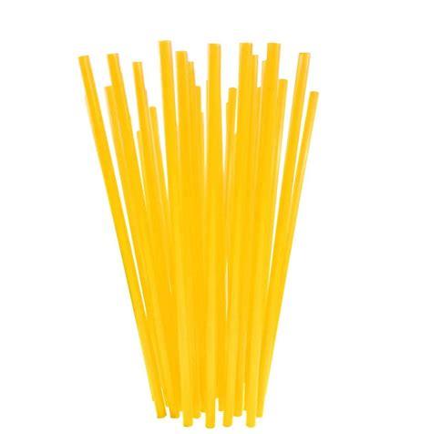Yellow Straws To Taste Themes
