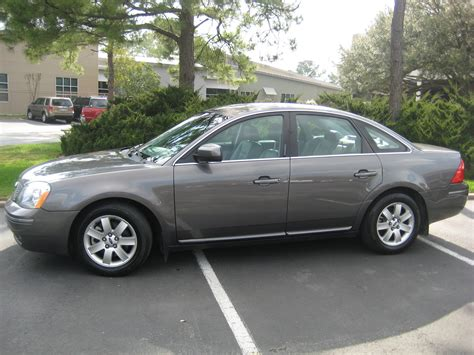 2006 Ford Five Hundred by 2006 Ford Five Hundred Limited Awd Review
