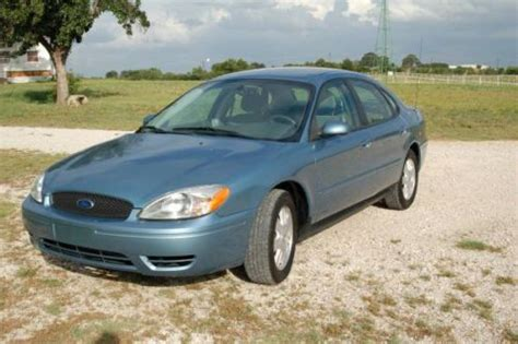2007 ford taurus sel 3 0 liter ohv purchase used 2007 ford taurus sel sedan 4 door 3 0l in princeton texas united states for us
