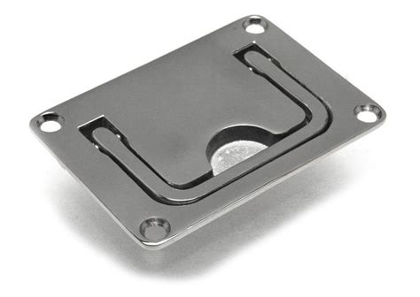 stainless steel trap door stainless steel boat hatch flush ring pull 3 quot in