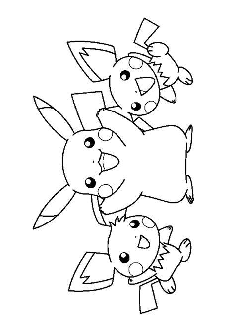 20 Dessins De Coloriage Pokemon Pikachu 224 Imprimer Coloriage Pikachu Et Sacha A Imprimer Voir Le Dessin L