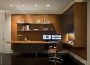 Modern Home Office by 57th Street Residence