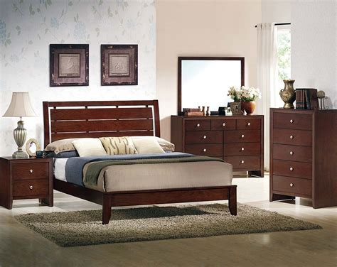 bedroom set with mattress 8 piece bedroom set american freight