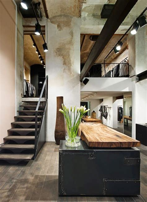 industrial interiors home decor best 25 industrial interiors ideas on pinterest