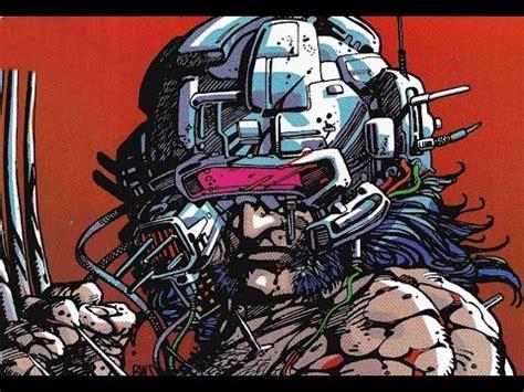 lobezno arma x arma x el comic del experimento de logan lobezno youtube