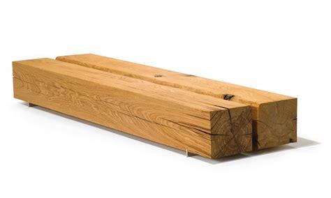 Jual Vans Warner houten salontafel modern ajmine