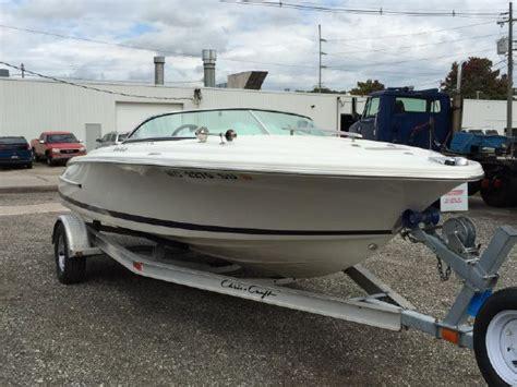 boat financing holland mi 2005 chris craft speedster 20 power boat for sale www