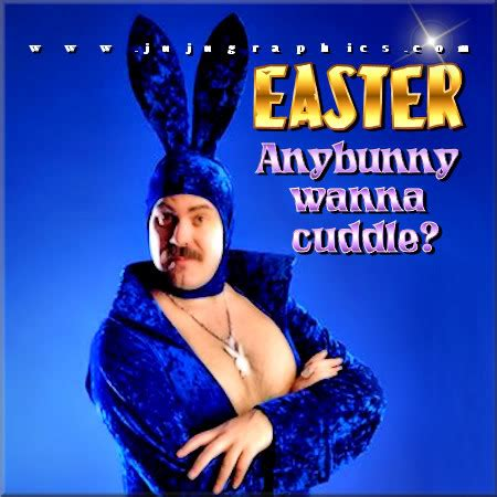 easter anybunny wanny cuddle graphics quotes comments images   myspace