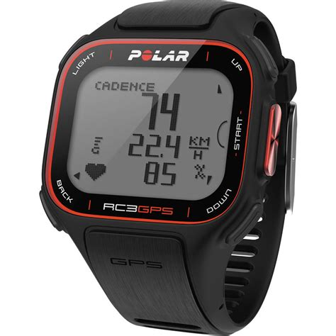 polar rc3 gps speed distance fitness running sports