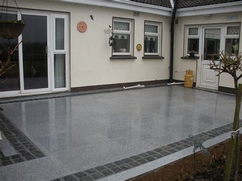 patio slabs ireland best 20 granite paving ideas on