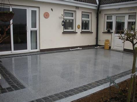 patio slabs ireland best 20 granite paving ideas on