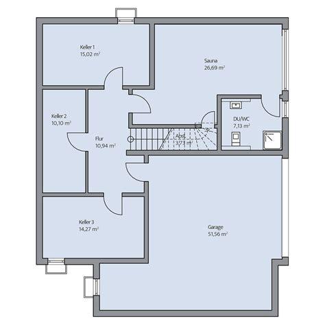 Haus Mit Integrierter Garage Grundriss by Grundriss Einfamilienhaus Mit Integrierter Garage Im