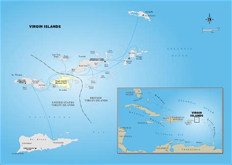 us islands on map maps of islands map library maps of the