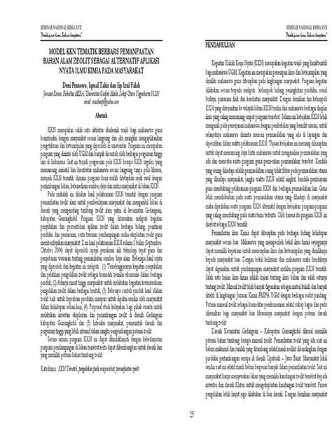 Pembelajaran Terpadu Tematik By Deni 2005 snkxvii iqmal deni kknzeolit