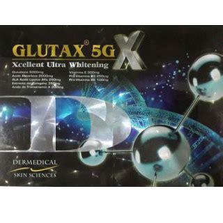 Suntikan Glutax glutax 5gx suntik putih xcellent ultra whitening