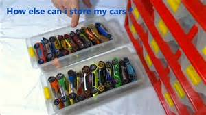 Hot Wheels Cars Storage Update, Solutions and Ideas   YouTube
