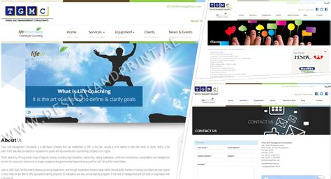 homepage layout manager web design company in abu dhabi al ain web designer and