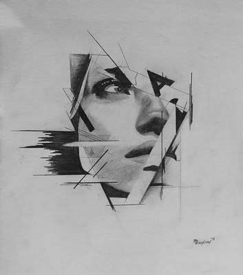 best 25 abstract pencil drawings ideas on pinterest