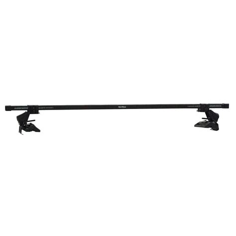 home depot roof rack sportrack 130 lb complete roof rack sr1010 the home depot