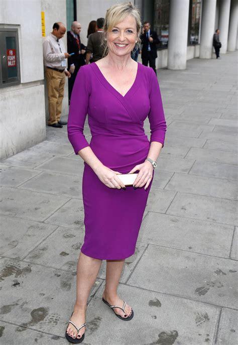 Miss Janis Purple strictly evictee carol kirkwood shows slim waist