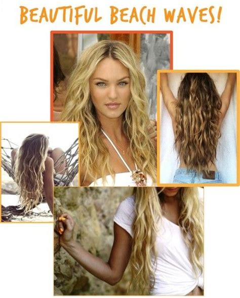 tutorial waves beach waves hairstyle tutorial i wish my hair was