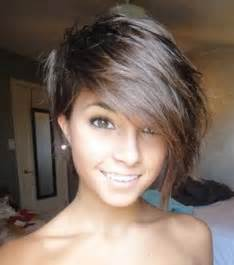 asymmetrical haircut on thin hair asymmetrical short hairstyles 2015