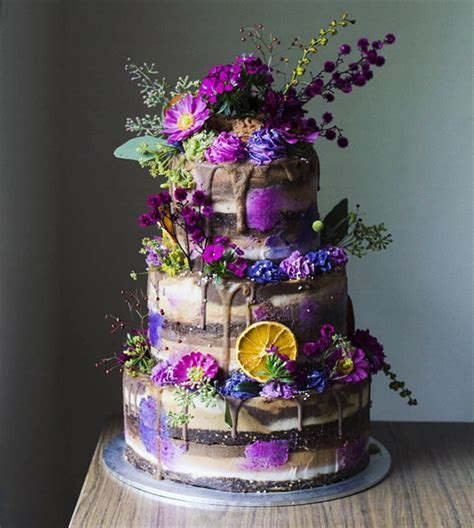 Wedding Cake Trends For 2018   The Bride's Diary