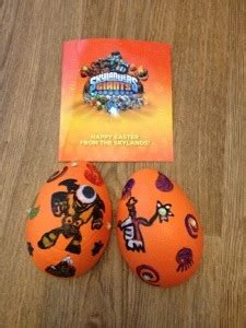 Kaos Design Egg skylanders easter egg the three musketeers