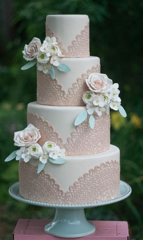 Hochzeitstorte Vintage by Vintage Wedding Blumen Hochzeitstorte 2063961 Weddbook