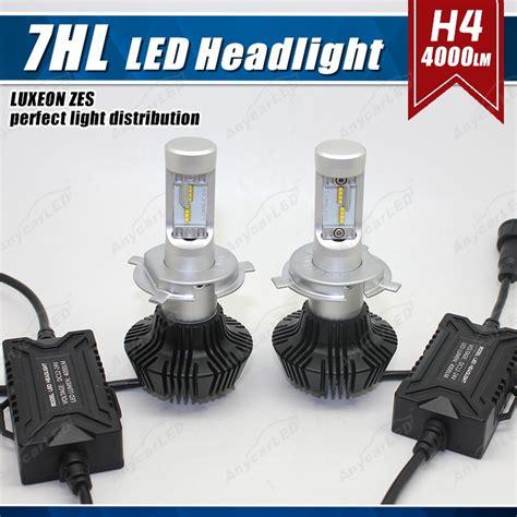 Lu Headl Led 6 Sisi Rtd High Quality Terang Diskon 7g high low beam h4 electrical rtd motorcycle car led headlight buy car led headlight