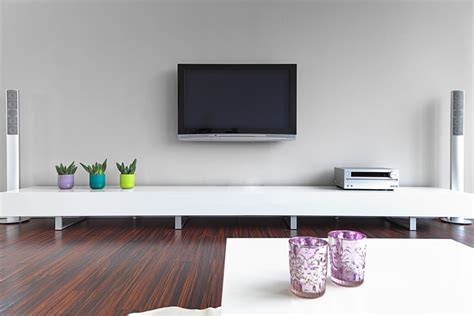 wall tv tips and tricks for wall mounting your tv digital trends