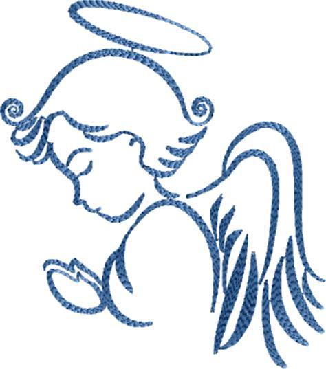free embroidery design angel angels n fairies