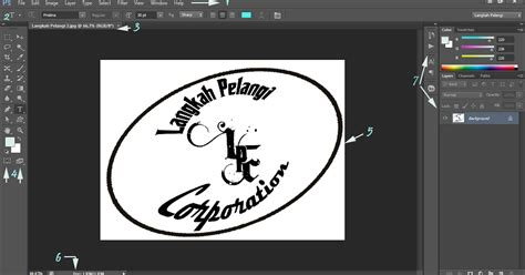 tutorial untuk adobe photoshop cs6 langkah pelangi tutorial adobe photoshop cs6