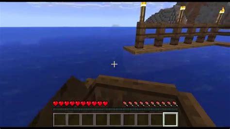 windows 10 minecraft tutorial minecraft windows 10 boat tutorial youtube