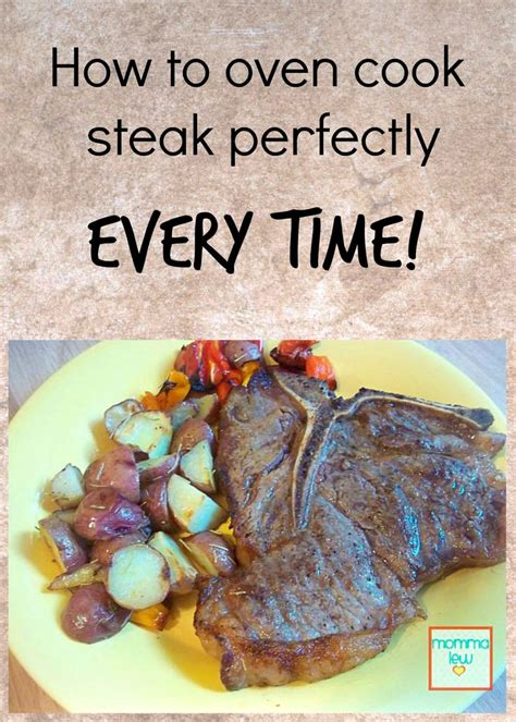 ovens how to cook a steak in the oven