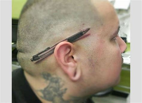 31 optical illusion tattoos that will mess with your head