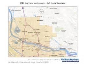 usda zero loans in clark county wa