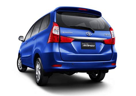 Tv Mobil New Avanza sizing up the 2015 toyota avanza auto industry news